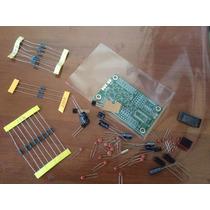 Transmissor Fm Pll -módulo De 20mw_bh1417f - Kit Para Montar