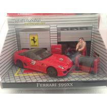 Ferrari 599xx Original Escala: 1/43 - Burago