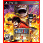 produto One Piece Pirate Warriors 3 Ps3 Psn Portugues Br