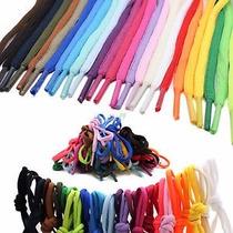 Cadarços Tenis (o Par) Nike, Adidas, Mizuno, Allstar, Asics.