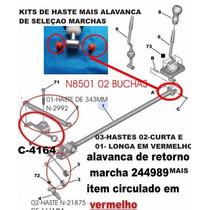 Kit Haste + Alavanca Cambio Trambulador Peugeot 206 1.4 1.6