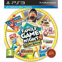 Jogo Novo Family Game Night 4 The Game Show Ps3