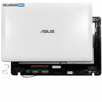 Carcaça A + Touch Netbook Asus X102ba - Branco (5145)