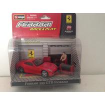 Ferrari 599 Gtb Fiorano Escala: 1/43 - Burago