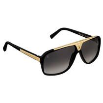 Óculos De Sol Unissex Evidence Louis Vuitton Lv Importado