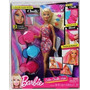 Barbie Salão De Beleza - Cabelo Colorido - Acessórios