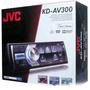 Dvd Automotivo Jvc Kd-av300 Tela 3', Usb, Instalação Grátis