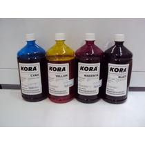 Tinta Para Bulk Ink Epson Universal Corante 1 Lt. Kora