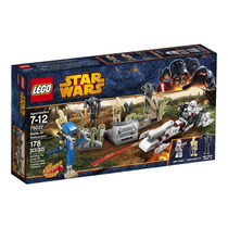 Brinquedo Lego Star Wars Battle On Saleucami 75037