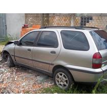 Vidro Lateral Traseiro L.e Fiat Palio Weekend 4 Porta 96/02