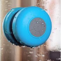 Mini Caixa Caixinha Som Portátil Bluetooth Resistente A Agua