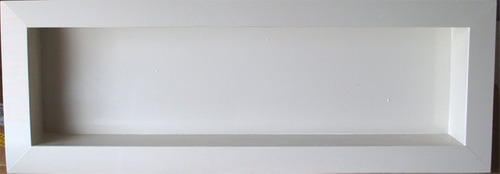 Nicho Porcelanato Banheiro 90cm X 40cm R$290 mew8W  Precio D Brasil -> Nicho Banheiro Brasilia