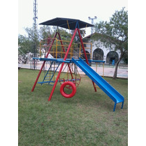 Playground Usado/seminovo Casa De Tarzan E Gira Gira