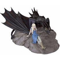 Daenerys E Drogon - Game Of Thrones - Edição Limitada