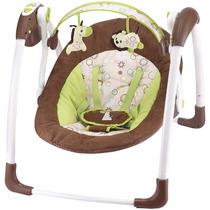 Cadeira De Descanso Bebe Lenox 7 Musicas Vibra Balanço