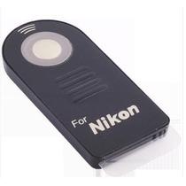 Controle Remoto Original Para Câmeras Nikon Ml-l3