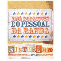 Cd Vava Rodrigues / Misturêra / Frete Gratis