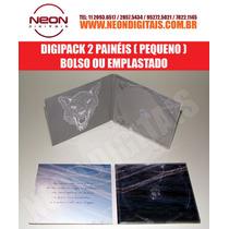 100 Digipack Peq. 2 Painéis + Cd Personalizado:r$ 6,99unid