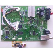 Placa Principal Mini System Lg Rad125 (nova E Original)