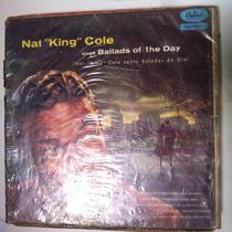 Lp Vinil Nat King Cole Balladas Of The Day