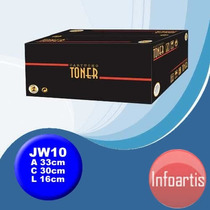 05 Caixas P/ Toner S/ Alça 33 X 30 X 16 Cm Jw10 Embalagem