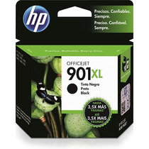 Cartucho Hp 901xl Black + 901 Color Original