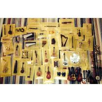 Miniatura Salvat Instrumentos Musicais