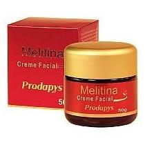 Melitina Age Como Botox Creme Facial 50g Veneno Das Abelhas