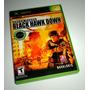 Delta Force: Black Hawk Down Original Completo - Xbox
