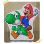 Display Enfeite Mario Bros Festa Infantil Aniversário