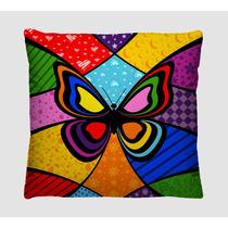 Capas De Almofadas Decorativas - Romero Brito - Pop Art