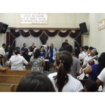 Cor/d. Igreja Sob-medida+2 Toalhas De Mesa+púl Alt 2,80x6,00