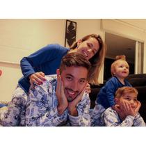 Pijama Para A Família Toda! Pai, Mãe E Filha (o)!!