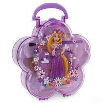 Estojo De Pintura E Desenho Rapunzel Tangled Disney Store