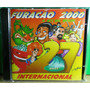 Furacao 2000 Internacional Cd