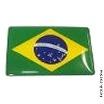 _bandeirinha Brasil Resinada + Mercado Pago (promocao)