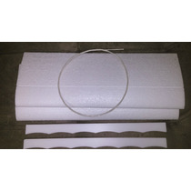 Asa De Isopor P3 110cm Fibra, Ideal Para Cesna 182, Stik Etc
