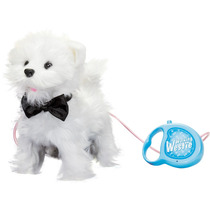 Dog Toy - Westie Filhote De Cachorro Tog Branco Fofo Meninas