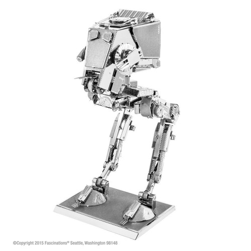 Mini Réplica De Montar Star Wars At - st