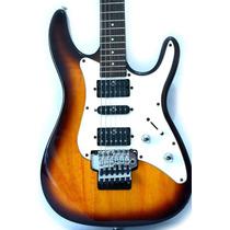 Guitarra Washburn Wg 330 Usa Design - Ponte Floyd Rose