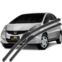 Palheta Honda New Fit - 2009 Diante - Kit Diant. E Traseiro