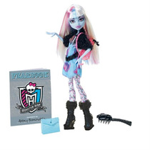 Boneca Monster High Fotos De Terror Abbey - Mattel - 4babies
