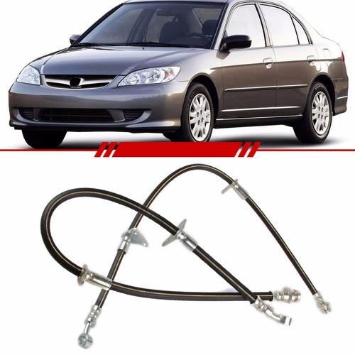 Flexível De Freio Dianteiro Honda Civic 95 94 93 92 91