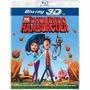 Ta Chovendo Hamburguer Blu-ray 3d Original Lacrado