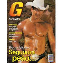 G Magazine Nº 035 - Esnar Ribeiro