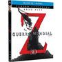 Guerra Mundial Z - Blu-ray 3d + Blu-ray - Versão Estendida