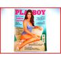 Revista Playboy Andrea Guerra Erotica Sexy Frete Gratis