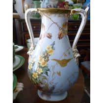 Belíssima Jarra De Porcelana De Limoges França