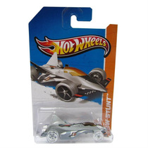 Carrinho Miniatura Hot Wheels Stunt Cloud Cutter - Mattel