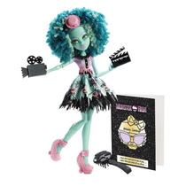 Boneca Monster High Honey Swamp Mattel